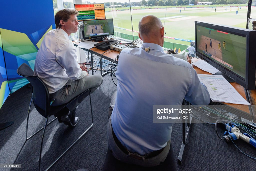 ICC U19 Cricket World Cup - SF1: Australia v Afghanistan