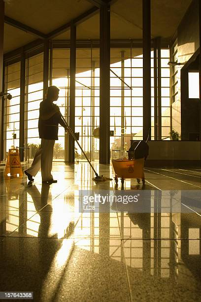 commercial cleaning - commercial cleaning stock photos and pictures