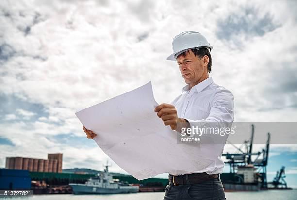Commercial Dock Worker