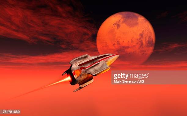 Commercial Flights To Mars.