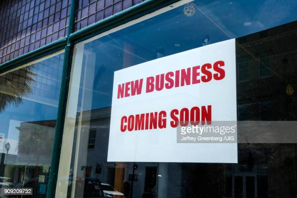 Commercial Real Estate, New Business Coming Soon