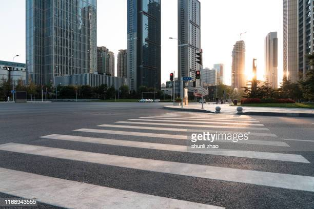 commercial street - crosswalk stock pictures, royalty-free photos & images