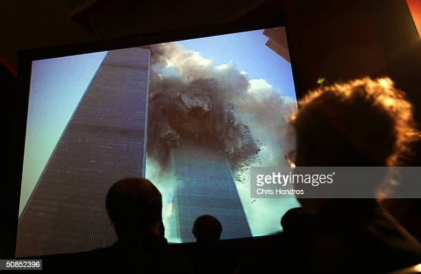 9/11 Commission Continues Work In NYC