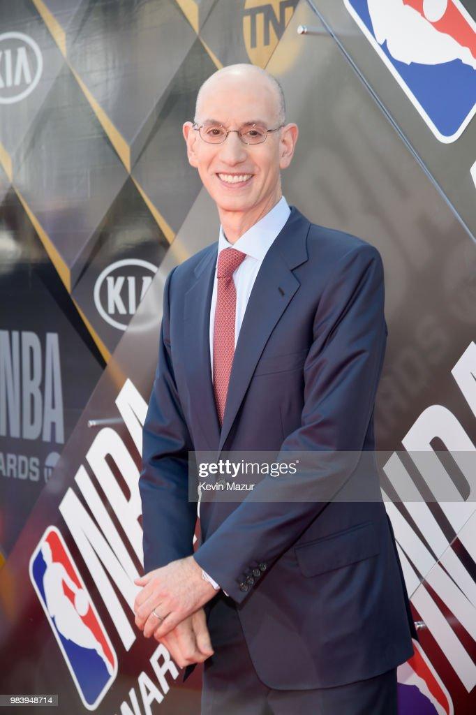 2018 NBA Awards - Red Carpet : Nachrichtenfoto