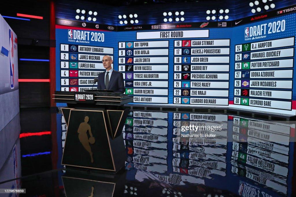 2020 NBA Draft : News Photo