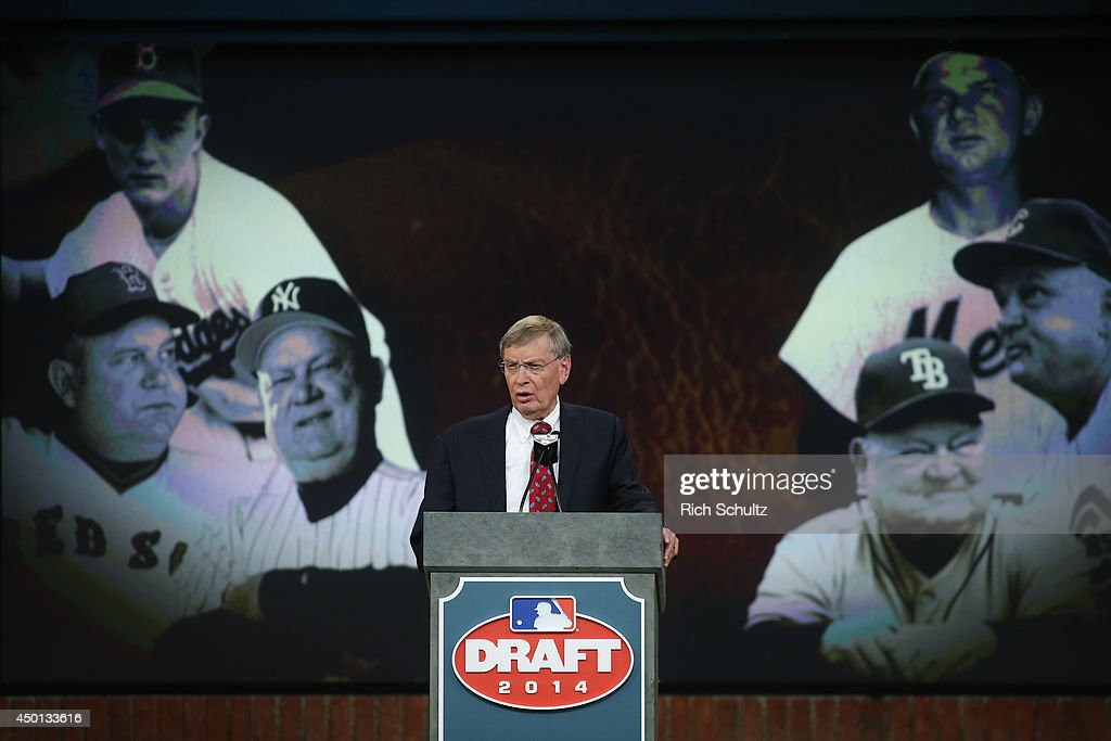 2014 MLB Draft : News Photo