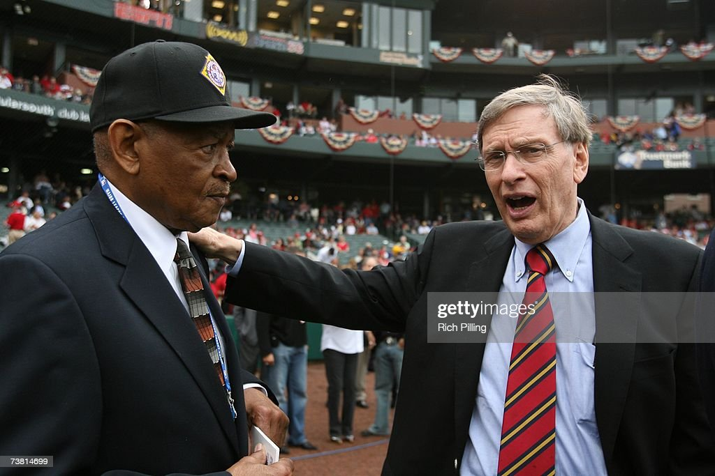 Civil Rights Game: St. Louis Cardinals v Cleveland Indians : News Photo