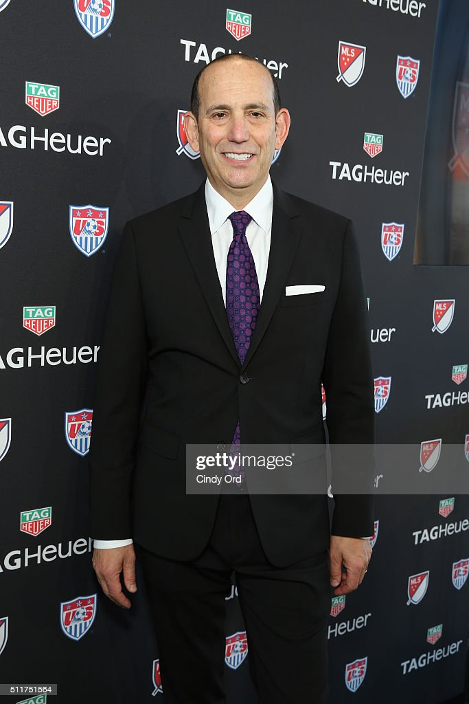 Tag Heuer Makes History With Major League Soccer And US Soccer Partnerships