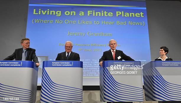 Commissioner for Environment Janez Potocnik, former Irish Prime Minister John Bruton, Chairman of the Grantham Foundation Jeremy Grantham, and famous...