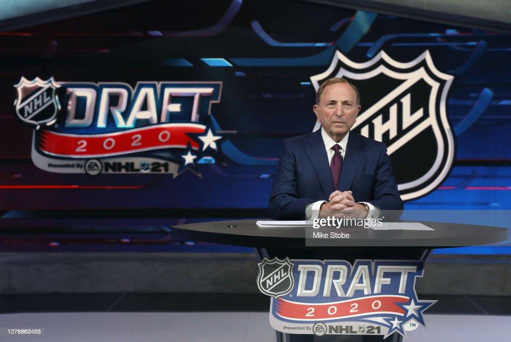 2020 NHL Draft - Round One : News Photo
