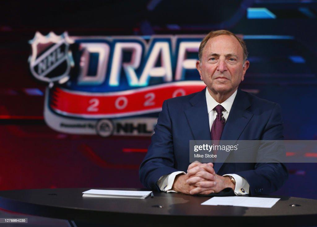 2020 NHL Draft - Round One : ニュース写真