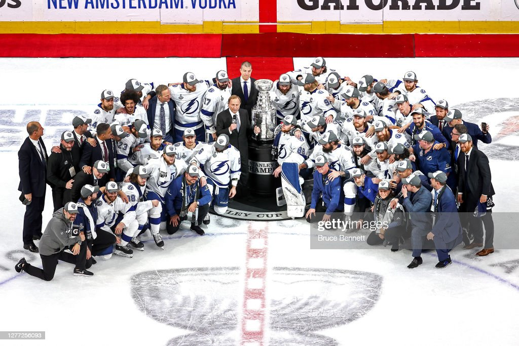 2020 NHL Stanley Cup Final - Game Six : ニュース写真