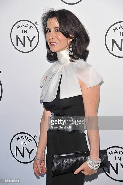 Commissioner of Media Entertainment Katherine Oliver attends the 6th annual Made In NY awards at Gracie Mansion on June 6 2011 in New York City