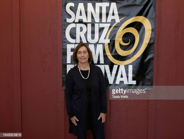 Commissioner of the Federal Election Commission Ann M Ravel attends opening film 'Dark Money' at thhe 2018 Santa Cruz Film Festival on October 3 2018...