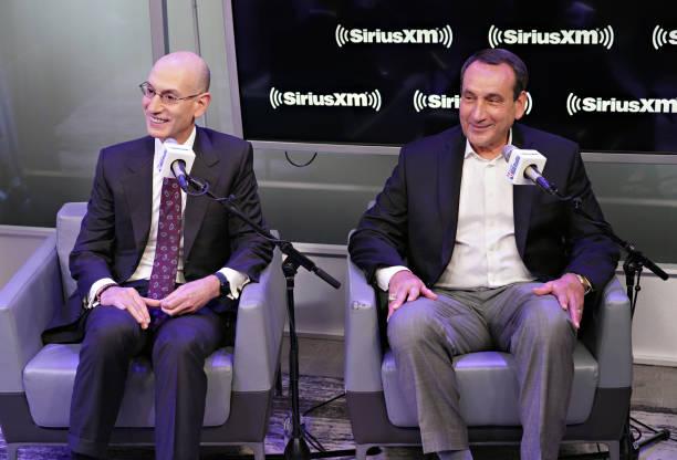NY: SiriusXM Presents A 2019 NBA Draft Preview Town Hall With Mike Krzyzewski