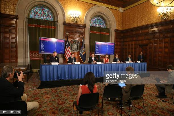 DHSES Commissioner Patrick Murphy New York State Heath Commissioner Howard A Zucker MD JD New York Governor Andrew Cuomo Secretary to the Governor...