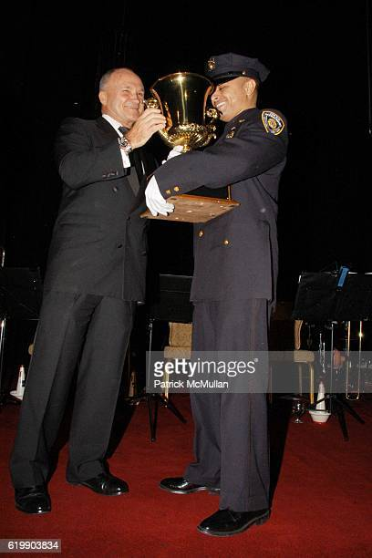 Commissioner Raymond Kelly and Angel Cruz attend NEW YORK CITY POLICE FOUNDATION 30th Annual Gala at The Waldorf Astoria on March 11 2008 in New York...