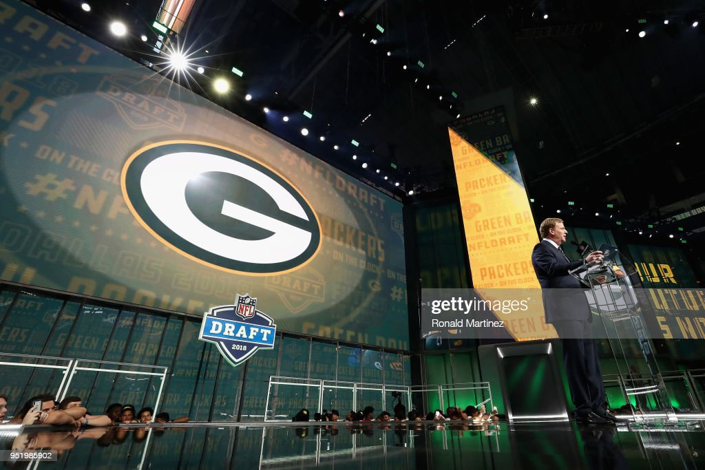 2018 NFL Draft : News Photo