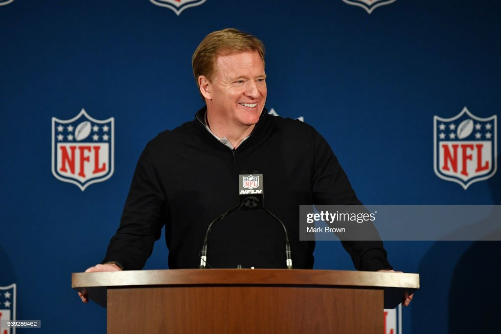 Annual NFL League Meeting : News Photo