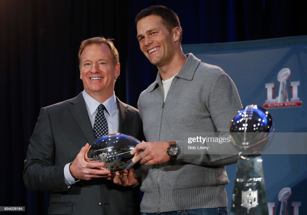 Super Bowl Winner - Press Confernce