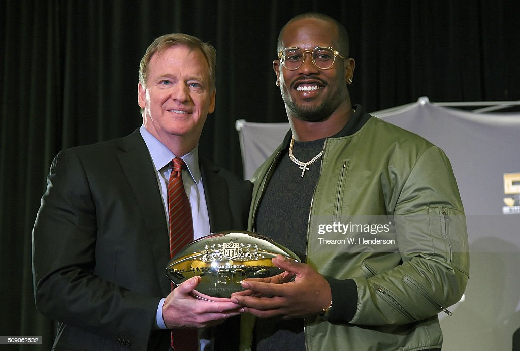 Super Bowl 50 Winning Team Head Coach and MVP Press Conference