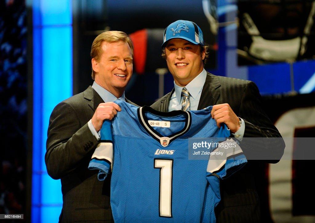 2009 NFL Draft : News Photo