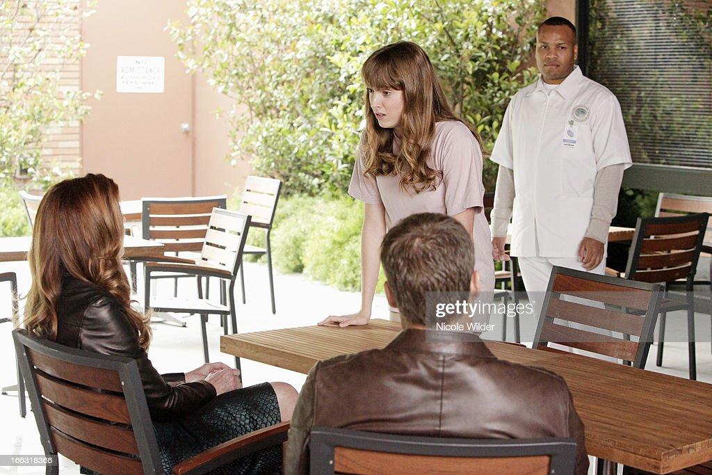 "ABC's ""Body of Proof"" - Season Three : ニュース写真"