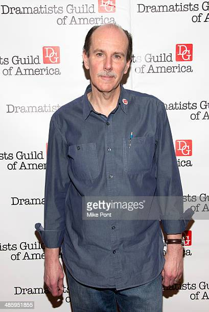 Committee Chair Craig Carnelia attends the 2014 AntiPiracy Awareness event at The Dramatists Guild of America on April 21 2014 in New York City