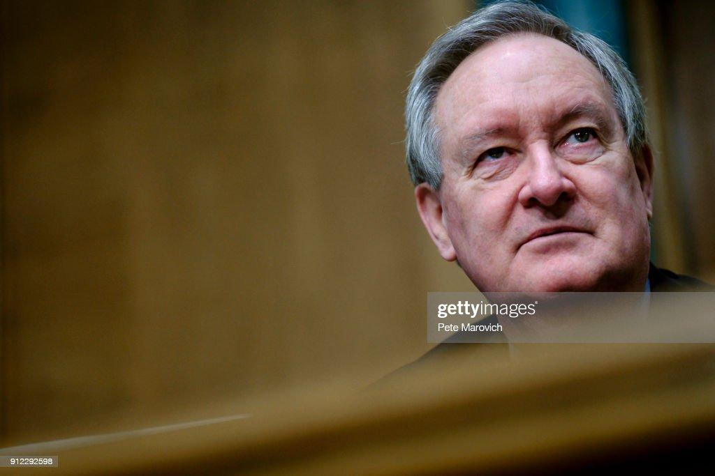 Treasury Secretary Mnuchin Delivers Financial Stability  Report To Senate Cmte