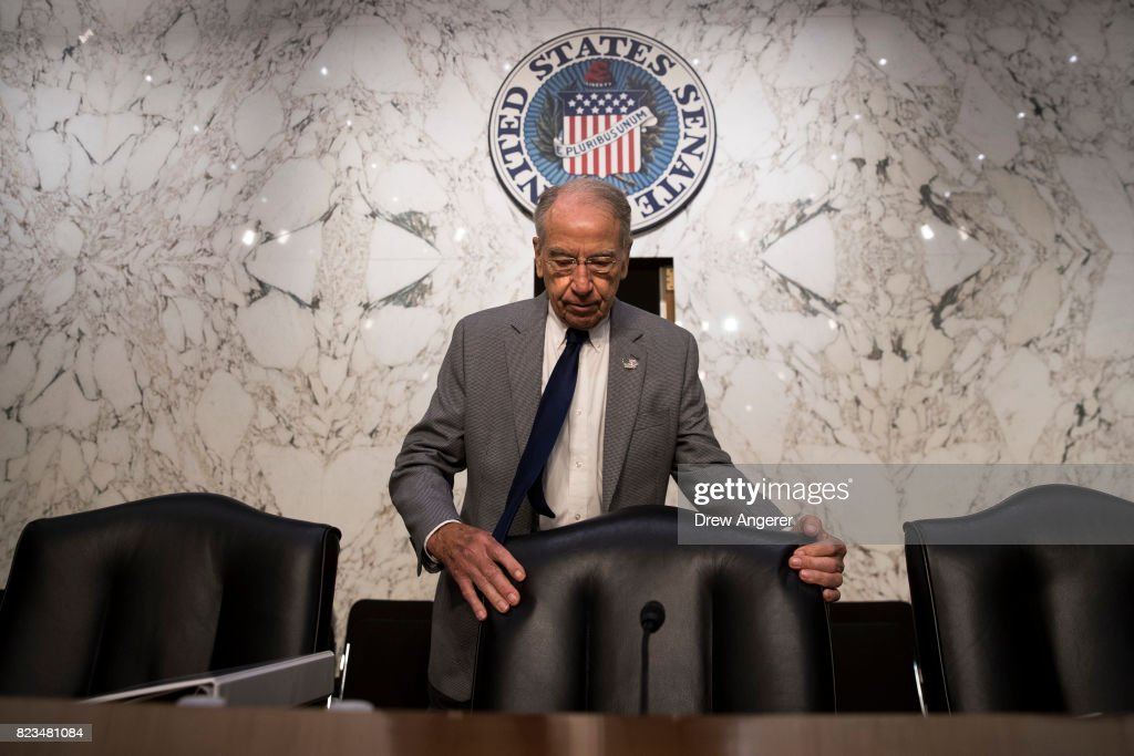 Senate Judiciary Committee Holds Hearing On Foreign Agents Registration Act