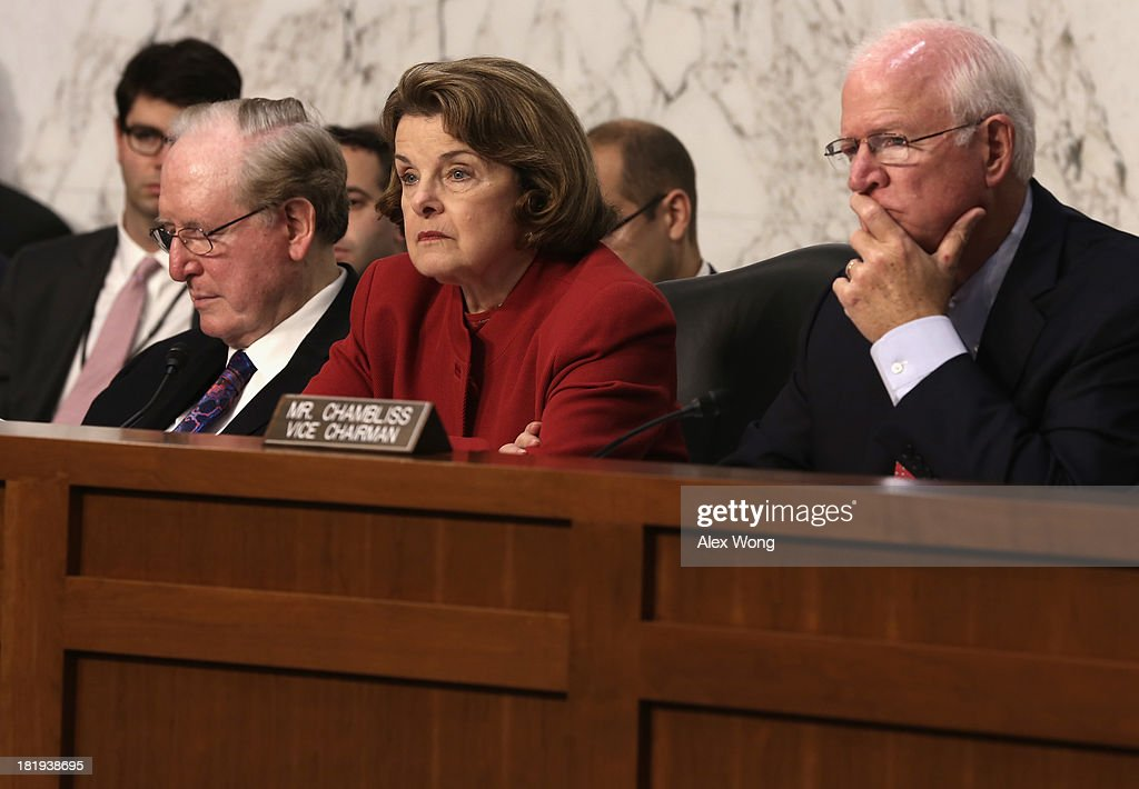 Senate Holds Hearing On Foreign Intelligence Surveillance Act Legislation