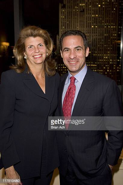 Committee member and Rich Davis during Carl and Gail Icahn Host a KickOff Cocktail Party at IcahnOs Home in New York City New York United States