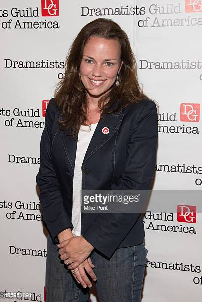 Committee Member Georgia Stitt attends the 2014 AntiPiracy Awareness event at The Dramatists Guild of America on April 21 2014 in New York City