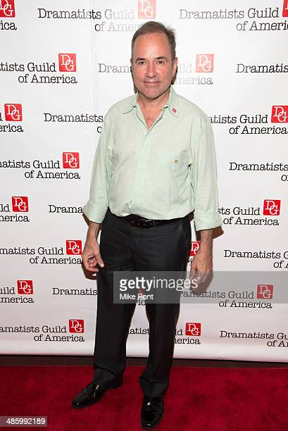 Committee Member Steven Flaherty attends the 2014 AntiPiracy Awareness event at The Dramatists Guild of America on April 21 2014 in New York City