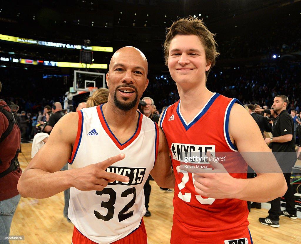 NBA All-Star Celebrity Game : News Photo
