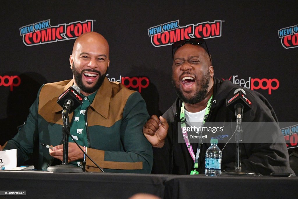 New York Comic Con 2018 -  Day 1 : News Photo