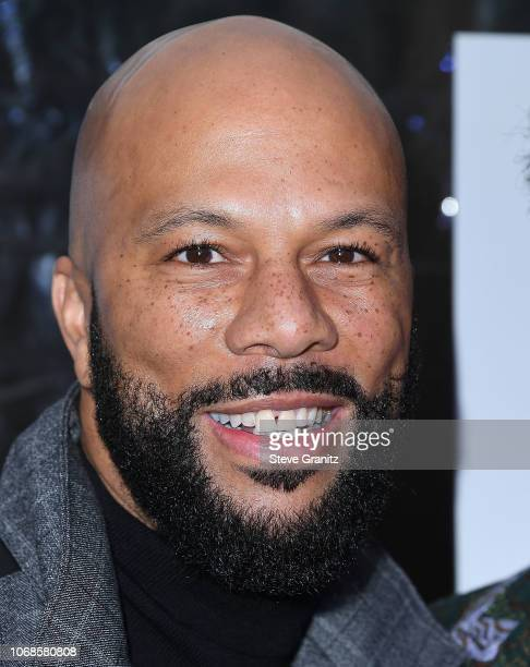 Common arrives at the Los Angeles Special Screening Of If Beale Street Could Talk at ArcLight Hollywood on December 4 2018 in Hollywood California