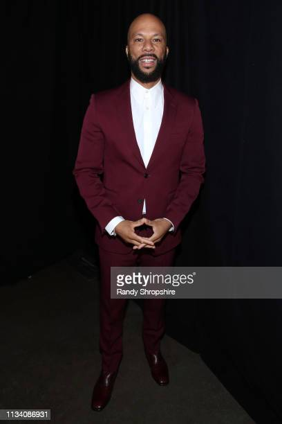 Common attends AllStar Lineup Pays Tribute At Aretha A GRAMMYCelebration For The Queen Of Soul at The Shrine Auditorium on January 13 2019 in Los...