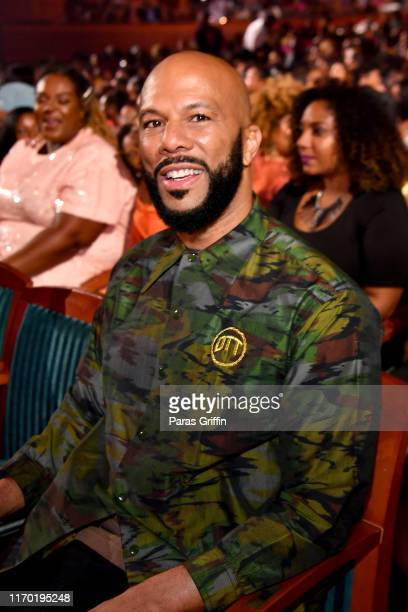 Common attends Black Girls Rock 2019 Hosted By Niecy Nash at NJPAC on August 25 2019 in Newark New Jersey