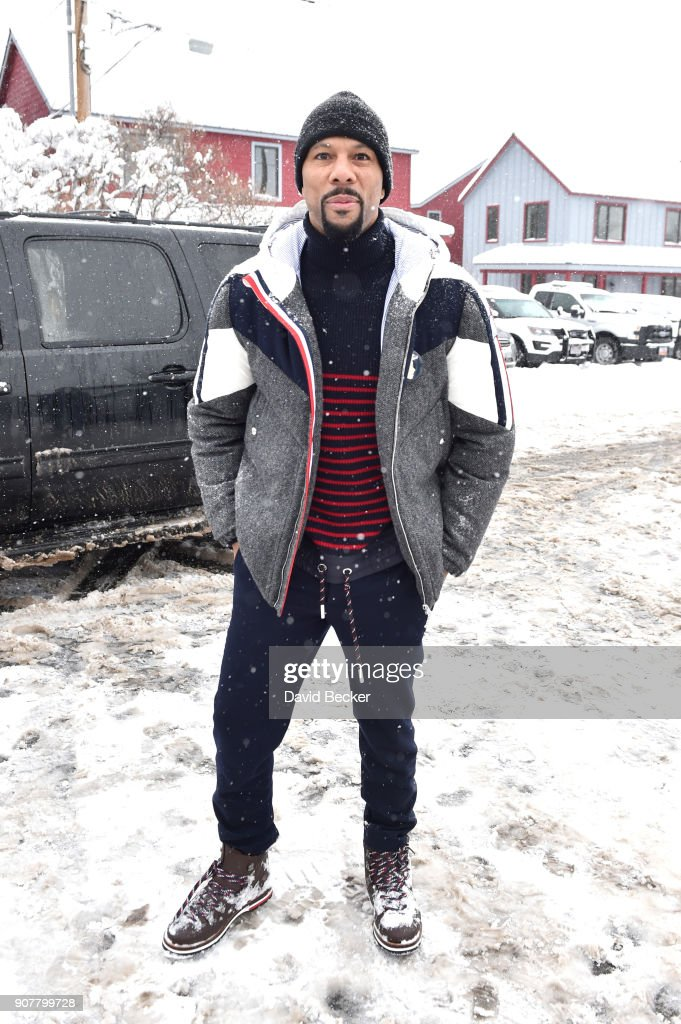 Common attends Killer Creativity sponsored by BET at Buona Vita on January 20, 2018 in Park City, Utah.