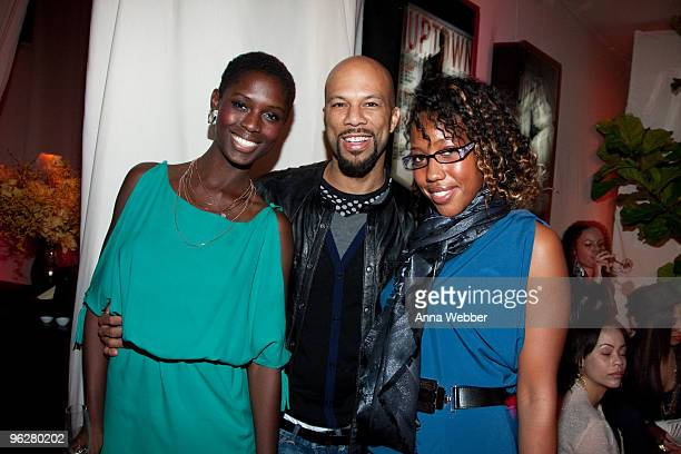 Common attends L'Ermitage on January 29 2010 in Los Angeles California
