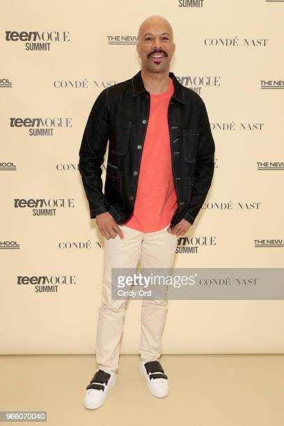 Common attends Teen Vogue Summit 2018: #TurnUp - Day 2 at The New School on June 2, 2018 in New York City.