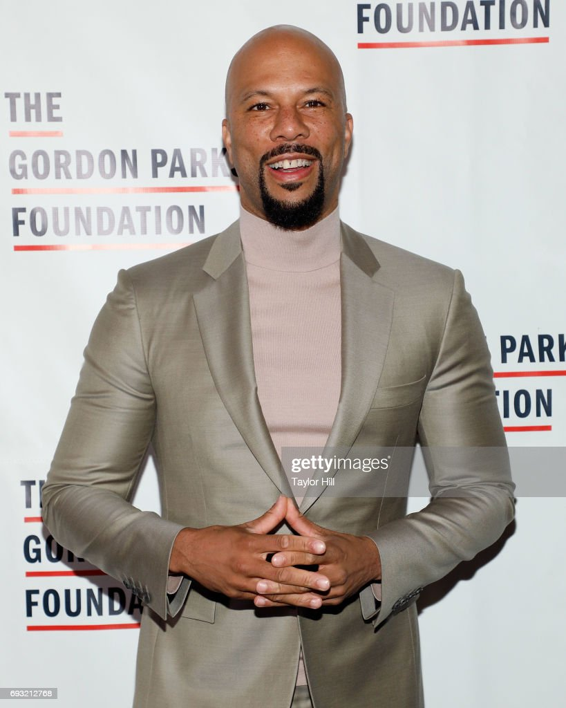 Common attends the 2016 Gordon Parks Foundation Annual Gala at Cipriani 42nd Street on June 6, 2017 in New York City.