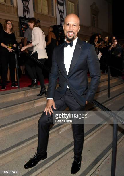 Common attends the 49th NAACP Image Awards at Pasadena Civic Auditorium on January 15 2018 in Pasadena California