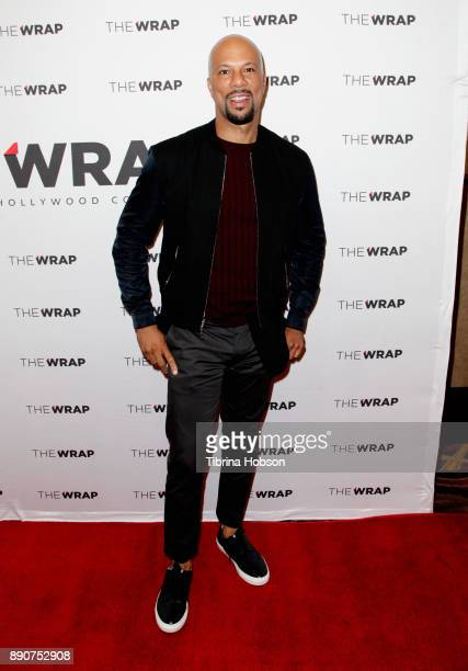Common attends TheWrap's 'Special Evening With 2018 Oscar Song Contenders' at AMC Century City 15 theater on December 11 2017 in Century City...