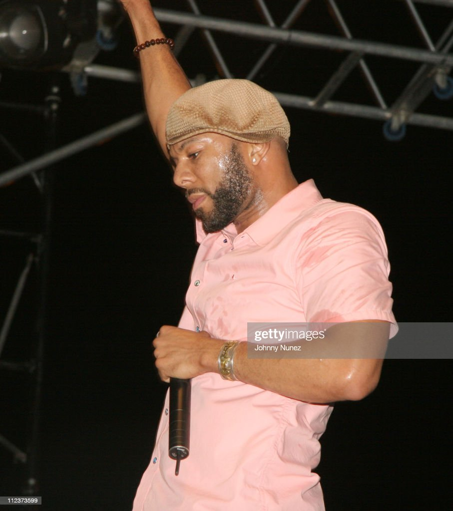 Common during Power Summit Present Interscope Party at Tranquility in Freeport, Bahamas.