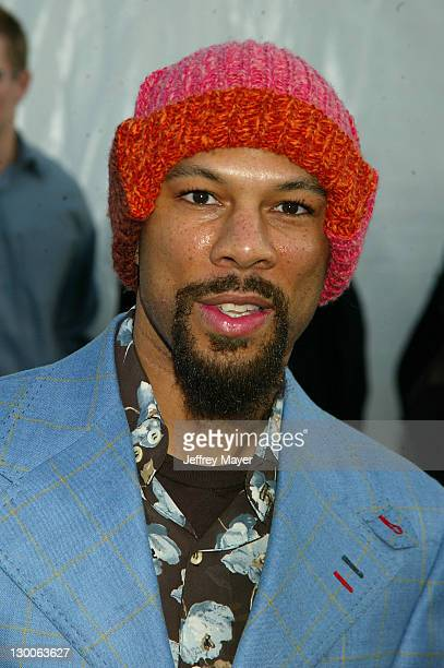 Common during The 30th Annual American Music Awards Arrivals at Shrine Auditorium in Los Angeles California United States