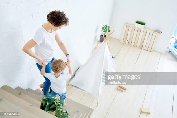 Common family day activity