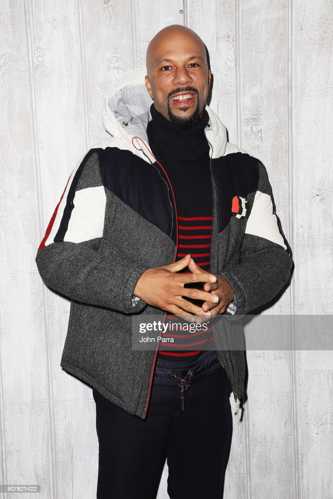 Common from 'The Tale' attends The Hollywood Reporter 2018 Sundance Studio at Sky Strada, Park City on January 20, 2018 in Park City, Utah.