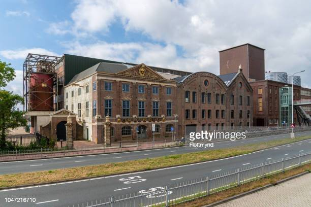 common house swanenburg in halfweg - boek imagens e fotografias de stock